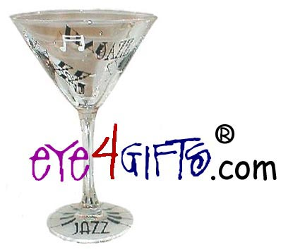 Here Is A Single 7 1/2 Inch High, 10 Ounce Martini Glasses.